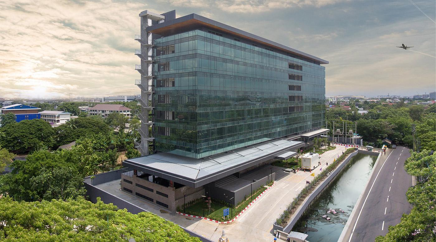 hii building