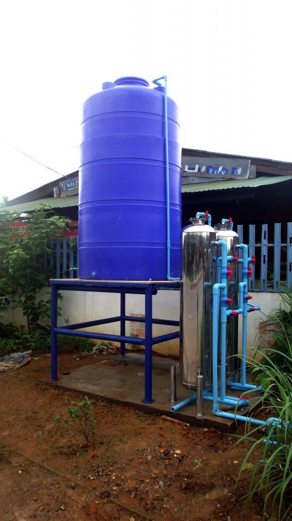 ปี 2561 : โครงการถ่ายทอดเทคโนโลยีเพื่อบริหารจัดการทรัพยากรน้ำ เพิ่มเศรษฐกิจชุมชน