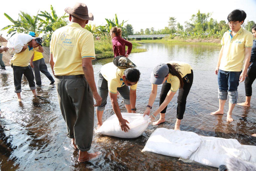 สสน.จัดอบรมการใช้ข้อมูลภูมิสารสนเทศเพื่อวางแผนพัฒนาแหล่งน้ำตำบล จ.ศรีสะเกษ