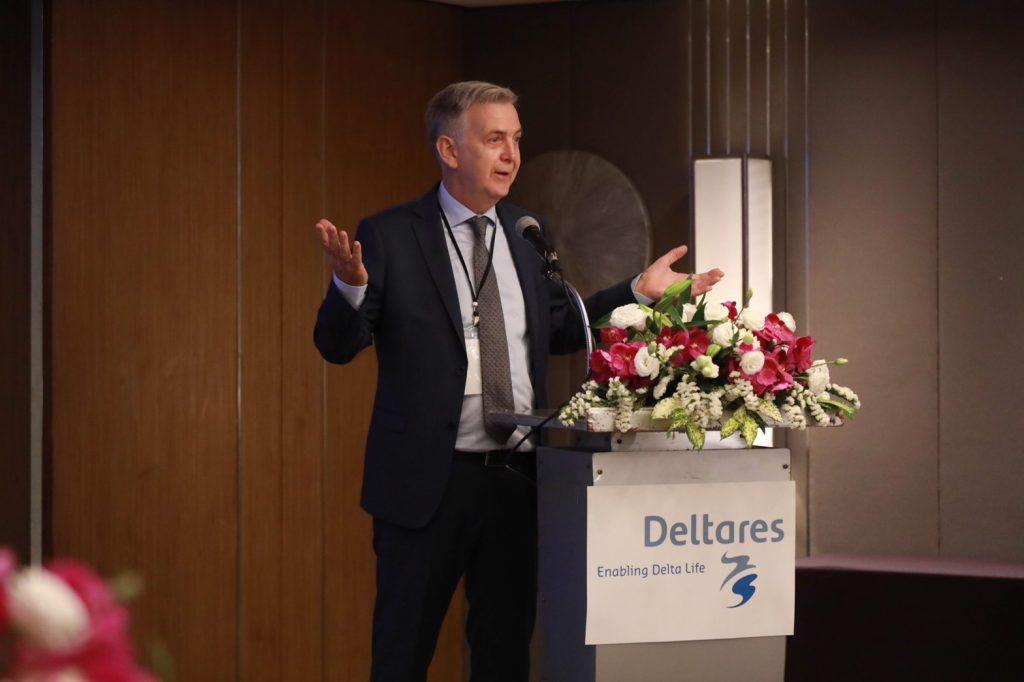 """สสน.ร่วมกับ ม.เกษตร จับมือ เดลต้าเรส จัดงาน """"Deltares Software Days South-East Asia Bangkok 2019"""""""