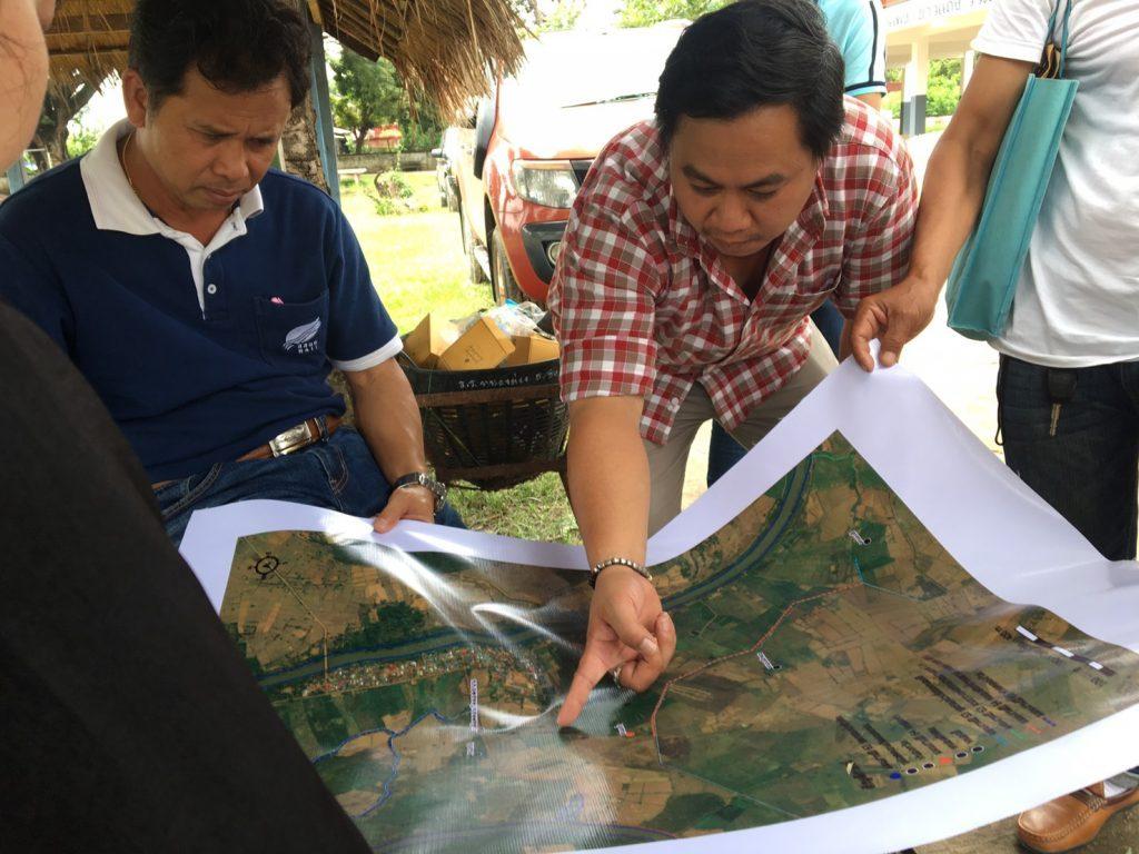 สสน.ร่วมกับ อินทัช ลงพื้นที่ชุมชนบ้านวังยาวเปลี่ยนวิกฤตเป็นโอกาสจากน้ำท่วมน้ำหลาก สู่การสำรองน้ำสู้ภัยแล้ง