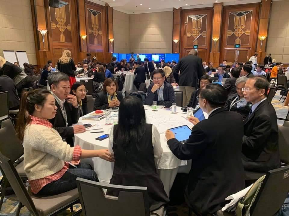 สสน.ร่วมงาน 2019 Mekong Research Symposium พร้อมนำเสนอโมเดล WRF-ROMS