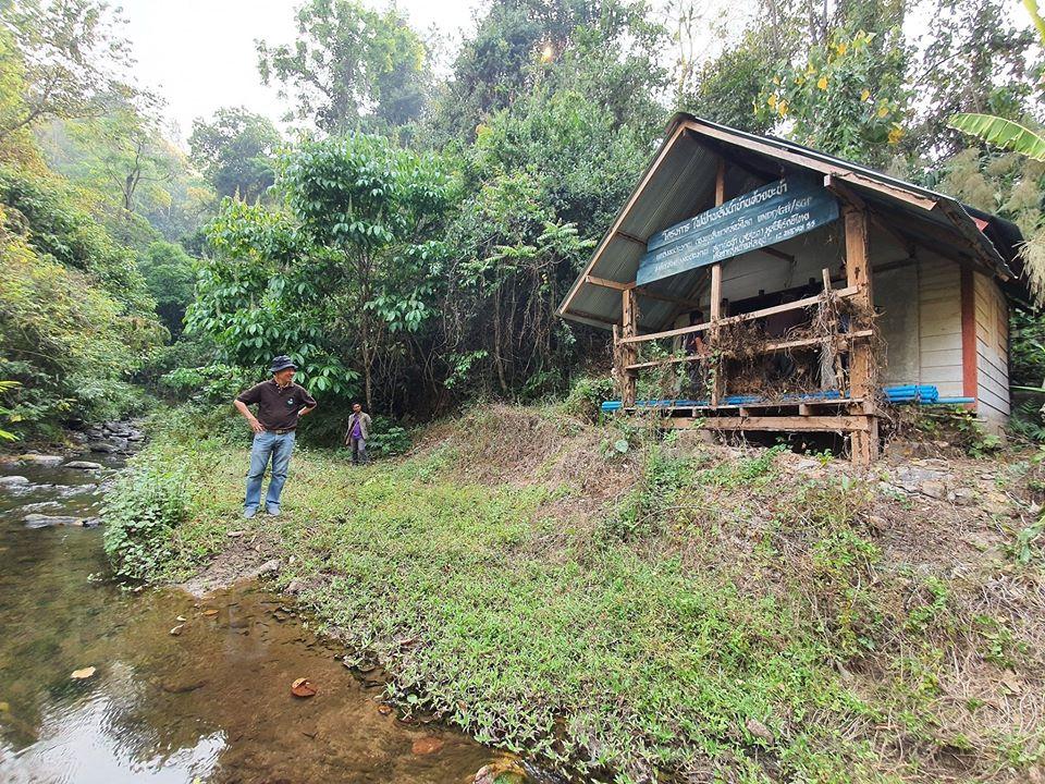 ดร.รอยล พร้อมคณะกรรมการ สสน. ลงพื้นที่ติดตามการบริหารจัดการน้ำชุมชนรับภัยแล้ง-ฟื้นฟูเขาหัวโล้นด้วยวนเกษตร จ.เชียงใหม่