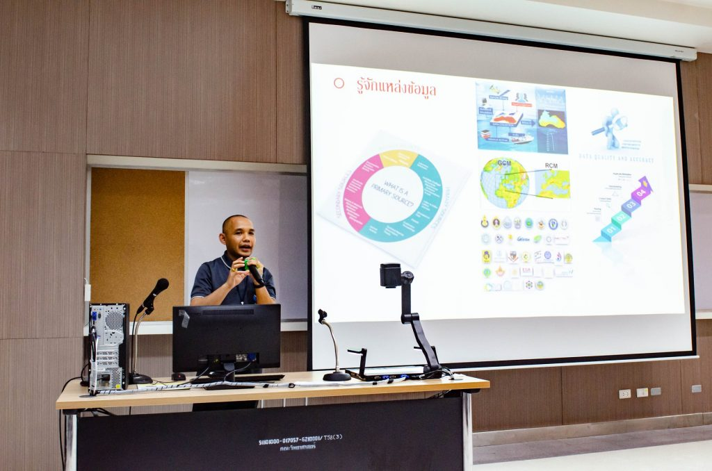 """HII organized a training """"Son Nong Roo Nam: Season 3"""" to bring knowledge and understanding of Thailand's water information to the education sector"""
