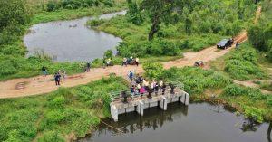 จังหวัดขอนแก่น, สถาบันสารสนเทศทรัพยากรน้ำ, สสน, อบรม, เทคโนโลยีสำรวจ, โครงการพัฒนาเเหล่งน้ำ