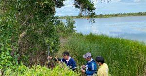 จังหวัดสงขลา, สถาบันสารสนเทศทรัพยากรน้ำ, สสน, อบรม, เทคโนโลยีสำรวจ, โครงการพัฒนาเเหล่งน้ำ