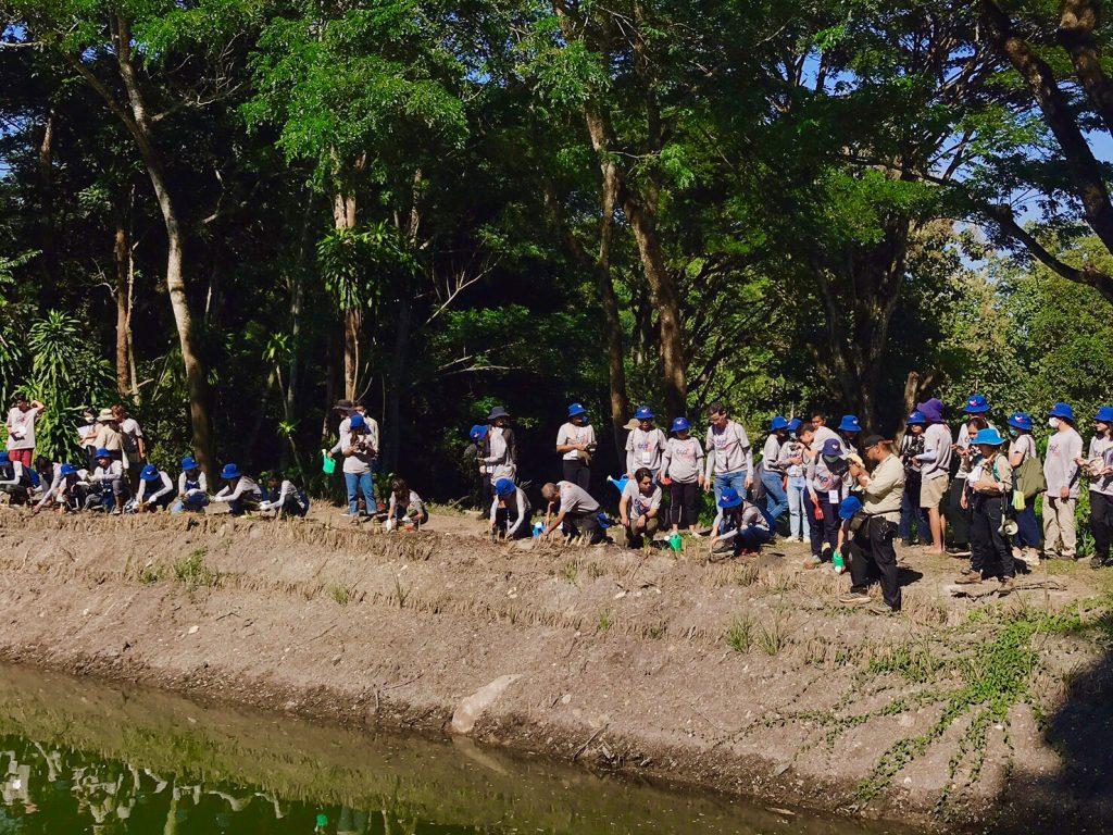 สสน.ร่วมกิจกรรม tcp spirit พยาบาลลุ่มน้ำ พาก๊วนไปแอ่วกว๊าน มุ่งสร้างอาสาสมัครเรียนรู้แนวทางจัดการน้ำชุมชน