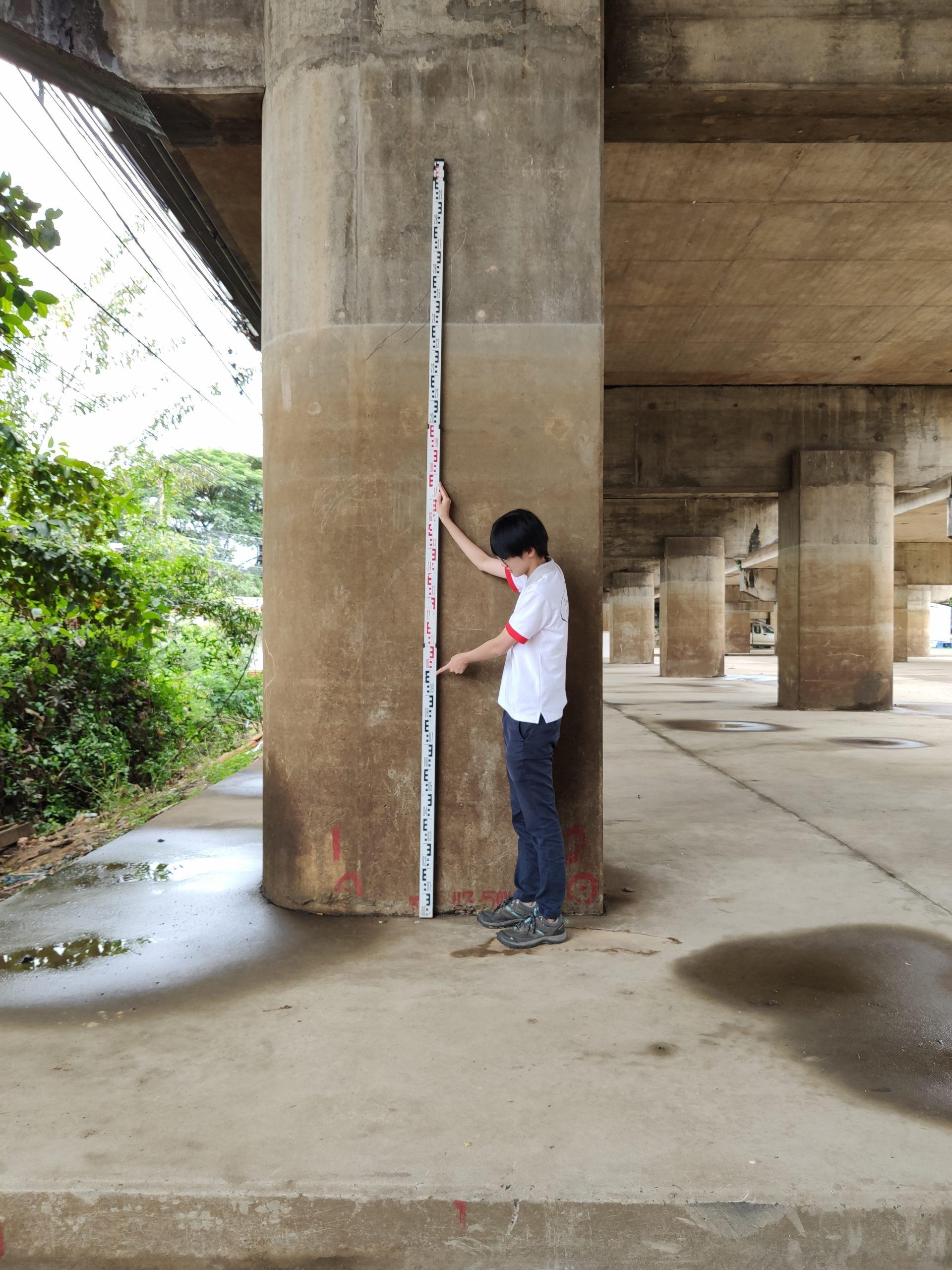 โครงการปรับปรุงระบบสำรวจแบบเคลื่อนที่เพื่อสนับสนุนการติดตามและวิเคราะห์สถานการณ์น้ำ