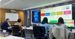 ประชุมคณะทำงานคลังข้อมูลน้ำแห่งอาเซียน (AHC) ครั้งที่ 3
