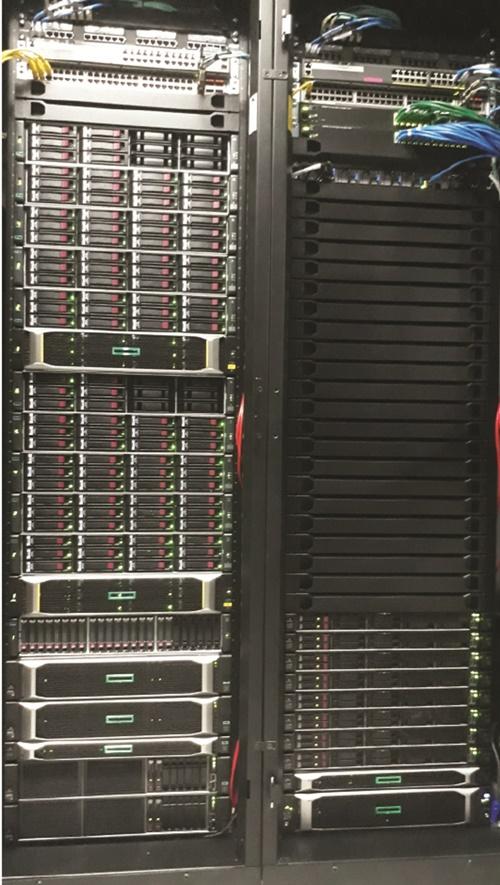 ระบบ High Performance Computing ของ สสน.