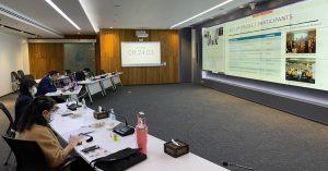 ประชุม AHC ครั้งที่ 4 ร่วมหารือ 8 ประเทศอาเซียน