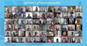 ประชุม General Assembly Meeting ครั้งที่ 5 ในโครงการ RECONECT