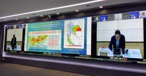 """ประชุมหัวข้อ """"Hydroinformatics for Disaster Management in ASEAN"""
